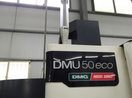 Milling machines DMG DMU 50ECO (USED)