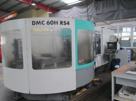 Milling machines DMG DMC 60 H RS4 (USED)