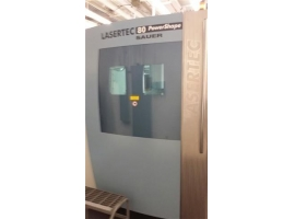 Misc DMG DML 80 POWERSHAPE LASER SYSTEM (USED)