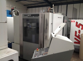 Milling machines DMG DCM 63V (USED)