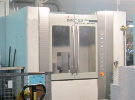 Milling machines DMG DMC 60 H LINEAR (USED)
