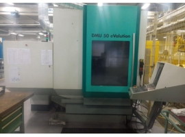 Milling machines DMG DMU 50 EV (USED)