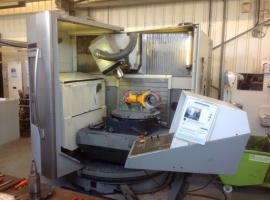 Milling machines DMG DMU 80 T 5 AXES (USED)