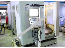 Milling machines DMG DMC 635 V (USED)