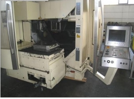 Milling machines DMG DMP 60 LINEAR (USED)