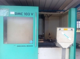Milling machines DMG 103 V (USED)