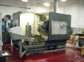 Milling machines DMG DMU-80P (USED)