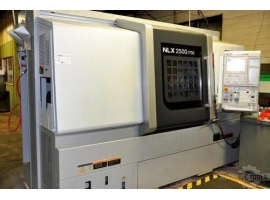 Lathes DMG NLX 2500/700 (USED)