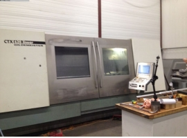 Lathes DMG CTX 620 LINEAR (USED)