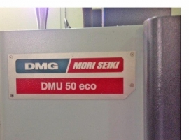 Milling machines DMG DMU 50 ECO (USED)