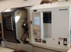 Lathes DMG NZX2000/800SY2 (USED)