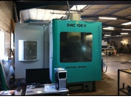 Milling machines DMG DMC 100 V (USED)