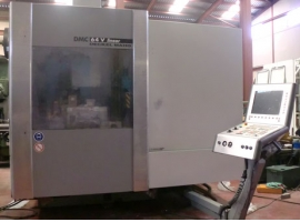 Milling machines DMG 64V (USED)
