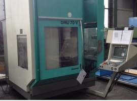Milling machines DMG DMU 70 V (USED)