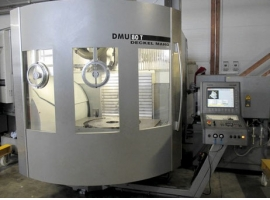 Milling machines DMG 80 T (USED)