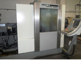 Milling machines DMG DMC 63 V (USED)