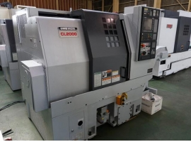 Lathes DMG CL2000BM (USED)