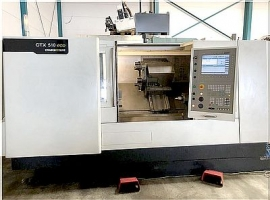 Lathes DMG CTX 510 ECOLINE (USED)