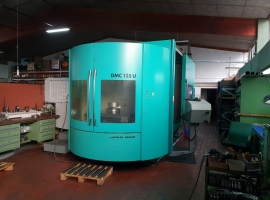 Milling machines DMG DMC 125 (USED)