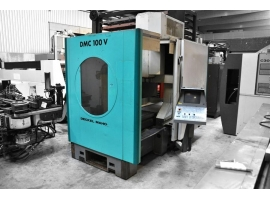Milling machines DMG DMC 100V (USED)