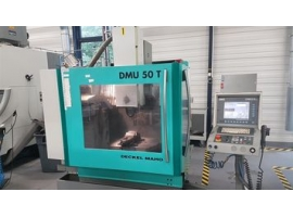 Milling machines DMG DMU 50 T (USED)