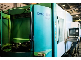 Milling machines DMG DMC 80H (USED)