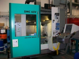 Milling machines DMG DMC65V (USED)