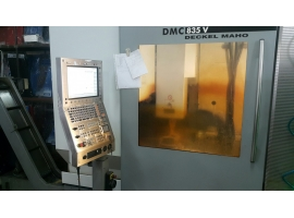 Milling machines DMG DMC835V (USED)