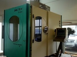 Milling machines DMG DMC 70 V (USED)