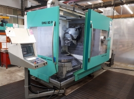 Milling machines DMG DMU 80P (USED)