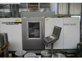 Lathes DMG CTX 420 LINER (USED)