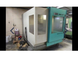Milling machines DMG DMU 60T (USED)