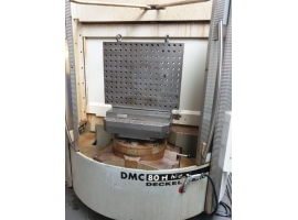 Milling machines DMG DMC 80 H (USED)