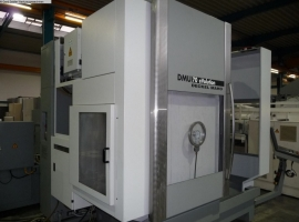 Milling machines DMG DMU 70 EVO (USED)