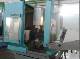 Milling machines DMG DMU 50 V (USED)