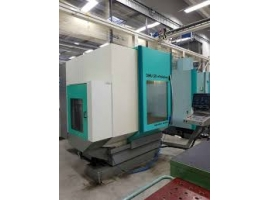 Milling machines DMG DMU 50 EVOLUTION (USED)