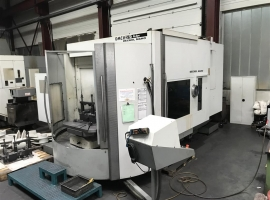 Milling machines DMG DMC 125 FD HI-DYN (USED)
