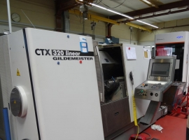 Lathes DMG CTX 320 LINEAR (USED)