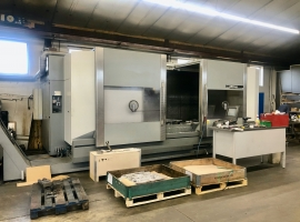 Milling machines DMG DMF360 LINEAR (USED)